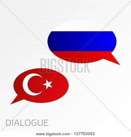 Dialogue Between Russia And Turkey