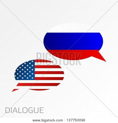 Dialogue Between Russia And Usa