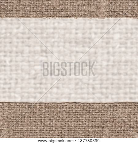 Textile frame fabric space sandy canvas crisscross material home background