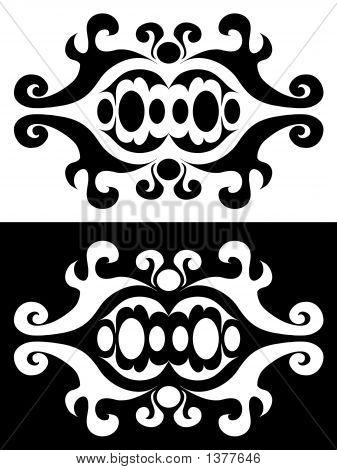 Ornamental Tribal Art 12