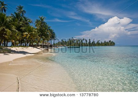 San Blas Islands, Kuna Yala. Panama.