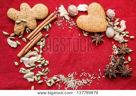 Cookies Spice Canvas