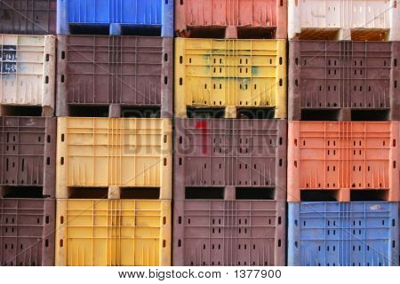 Vegetable Crates