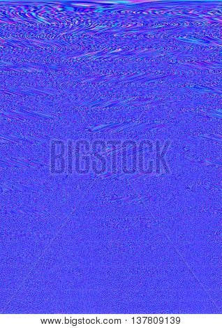 Blue abstraction texture of vibes, color ripples, waves