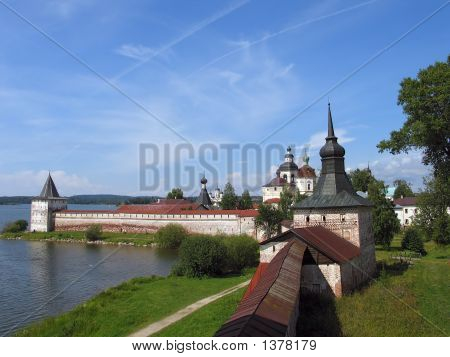 Kirilo-Belozersky Monastery.
