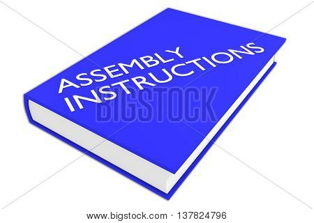 Assembly Instructions Concept