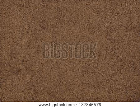 Brown fabric texture of textiles for design abstract background.