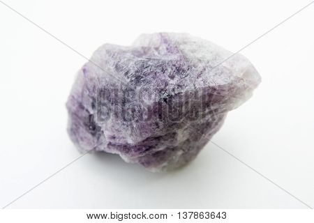 Macro Photo Of Fluorite