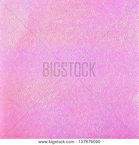 Glossy origami paper fragment as a background texture