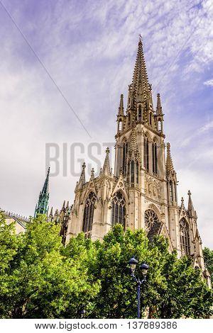 Basilique de Saint Epvre in Nancy, France