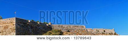 Rethymnon Fort Panorama