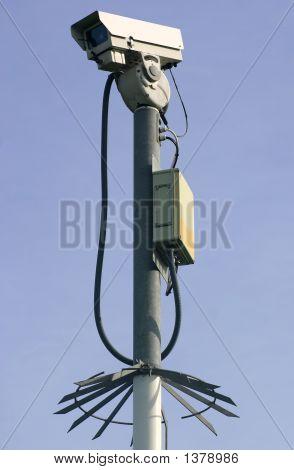 Street Security Cctv Camera