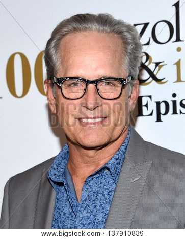 LOS ANGELES - JUL 9:  Gregory Harrison arrives to the