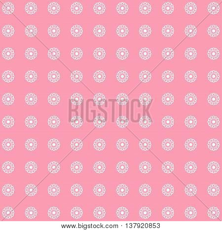 Abstract Elegance floral pattern. Beautiful flowers background.