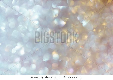 Flowers Soft White Pearl Pastel Bokeh Background