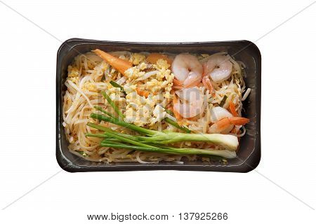 Take away food - Pad Thai / Thai food