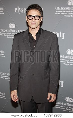 Tim Daly at the 4th Annual Pink Party held at the Hanger 8 in Santa Monica, USA on September 13, 2008.