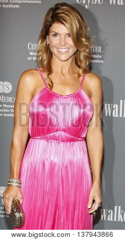 Lori Laughlin at the 4th Annual Pink Party held at the Hanger 8 in Santa Monica, USA on September 13, 2008.
