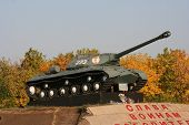 Russia Military Tank. poster