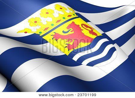 Flag Of Zeeland