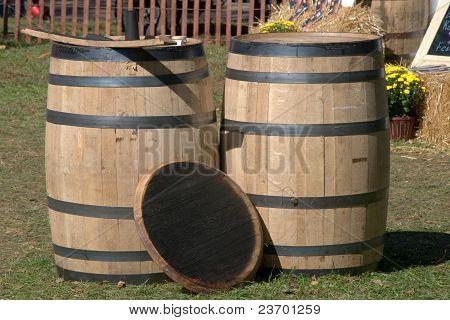 Barris de uísque