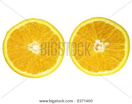 Two Orange