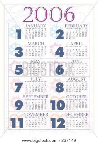 Calendar 2006