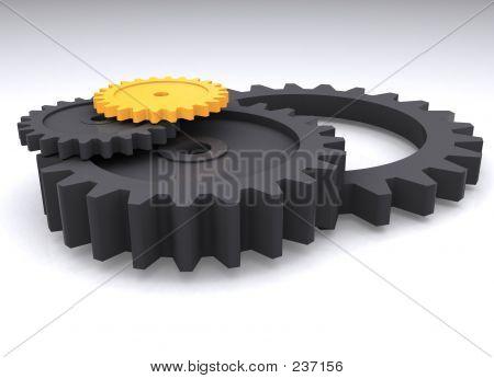 Getriebe In Sicht