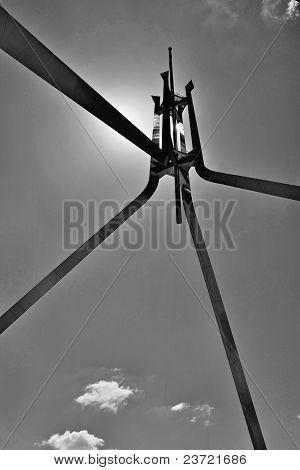 Canberra Flagpole