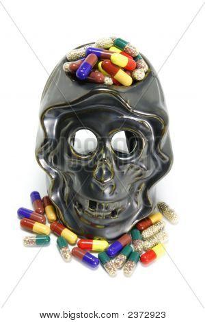 Skull And Pills