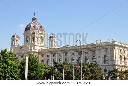 Museum Of Art History (kunsthistorisches Museum) In Vienna