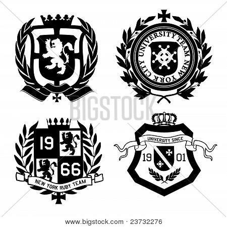 emblema da Universidade
