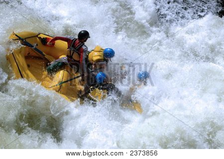 Class V Rafting 1