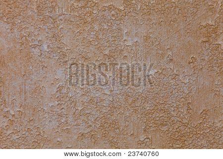 Soft peach stucco background
