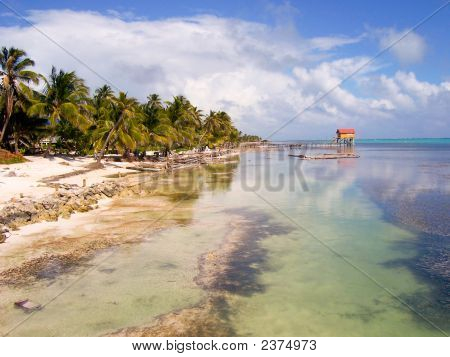 North Island Of San Pedro - Belize