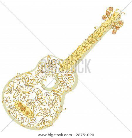 Fancy Guitar