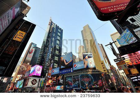 Times Square Plaza - Manhattan, NY