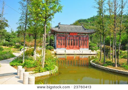 Jinan Expo Garden is the seventh China International Garden