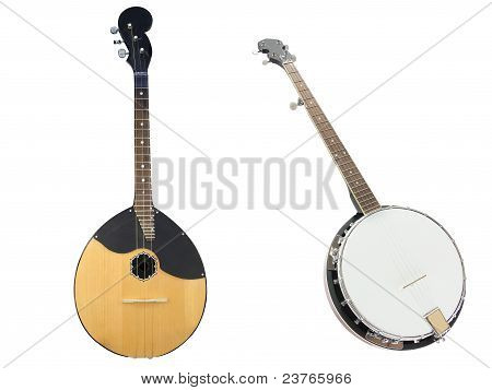 Mandoline And Banjo