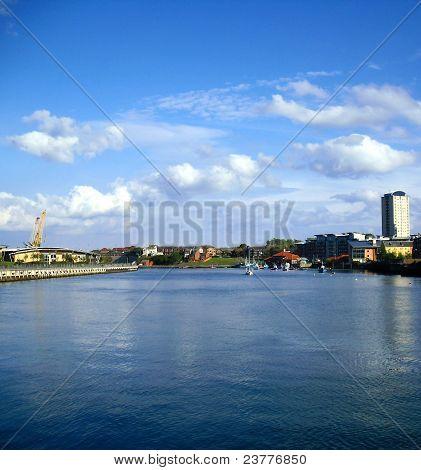 Río Wear, Sunderland