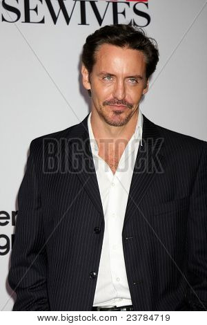 LOS ANGELES - SEPT 21:  Charles Mesure arriving at the