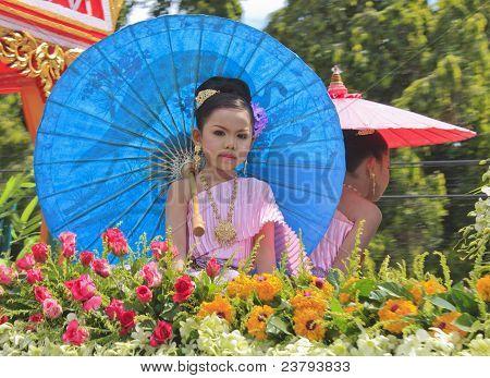 Tenth Lunar Month Festival Parade