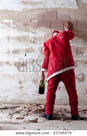 Escalonamento Santa bêbado