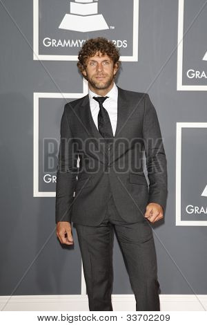 LOS ANGELES, CA - JAN 31: Billy Currington at the 52nd Annual GRAMMY Awards held at the Nokia Theater on January 31, 2010 in Los Angeles, California