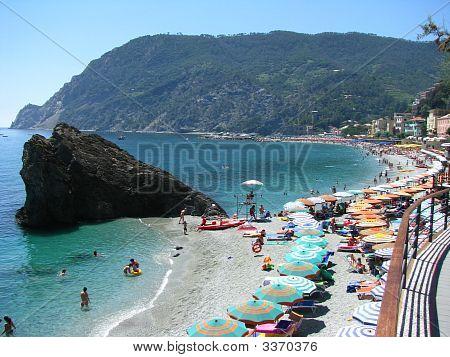 Cinque Terre Italian Beach