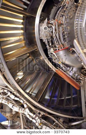 Jet Engine Maintenance