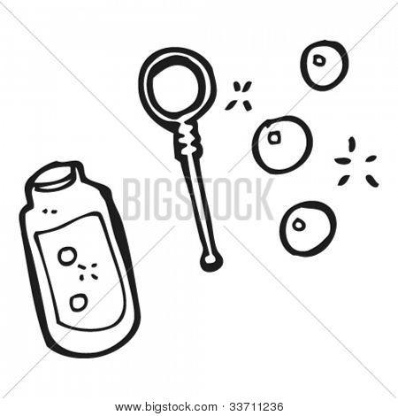 dessin anim bulle jouet denfant