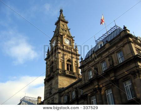 Historic Municipal Buildings In Liverpool