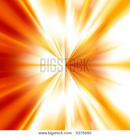 Abstrabstract Explosion