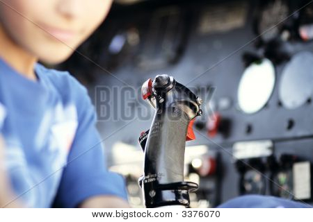In Control When Learnig To Fly